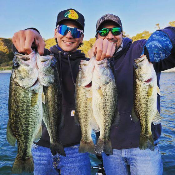 Southern California Bass Fishing Guide's Report 05/23/2021