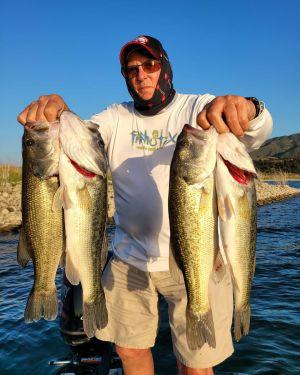Southern California Bass Fishing Guide's Report 06/19/2021