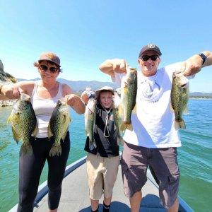 Southern California Bass Fishing Guide's Report 06/17/2021