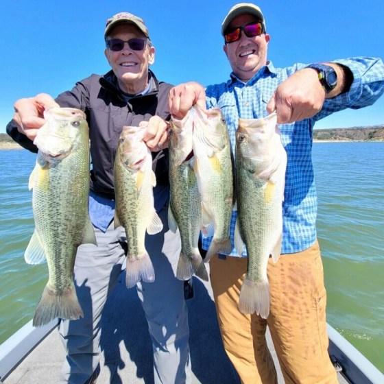 Southern California Bass Fishing Guide's Report 07/02/2021