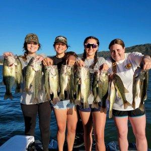 Southern California Bass Fishing Guide's Report 07/05/2021