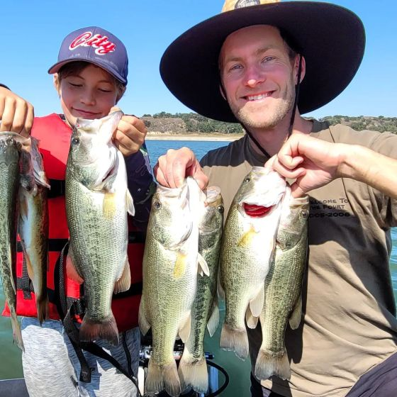 Southern California Fishing Guide's Report 10/03/2021