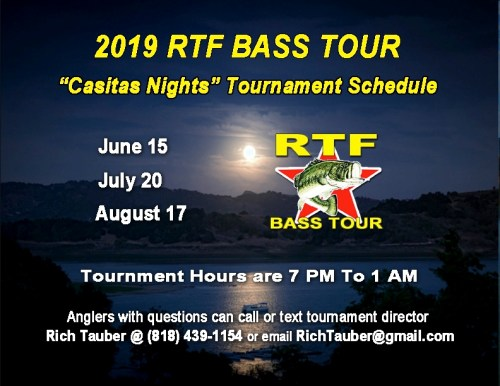 RTF TOUR Casitas Nights 2019