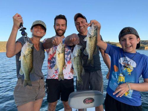 Southern California Bass Fishing Guide's Report 05/03/2020