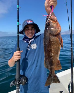 Southern California Fishing Guide's Report 08/09/2020