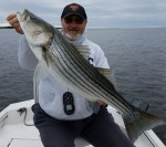 First striper in my new Ranger, and 200th on my old Balsa Bull!