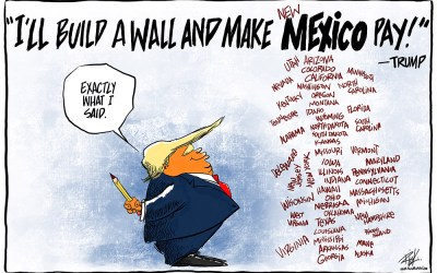 Build A Wall