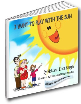 I want to play wiht the sun book image
