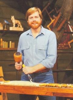 Rick Bütz wood carving