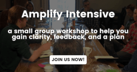 Amplify Intensive Screenshot