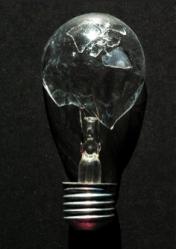 Broken Light - Ideas Interrupted - Rick Coplin