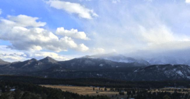 Colorado Mountains Rick Coplin