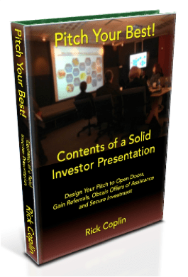 Pitch Your Best Rick Coplin