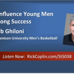 How To Influence Young Men For Life-Long Success, with Coach Ghiloni