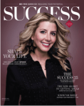 Success Cover with Sara Blakely
