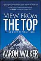 Aaron Walker book View From the Top