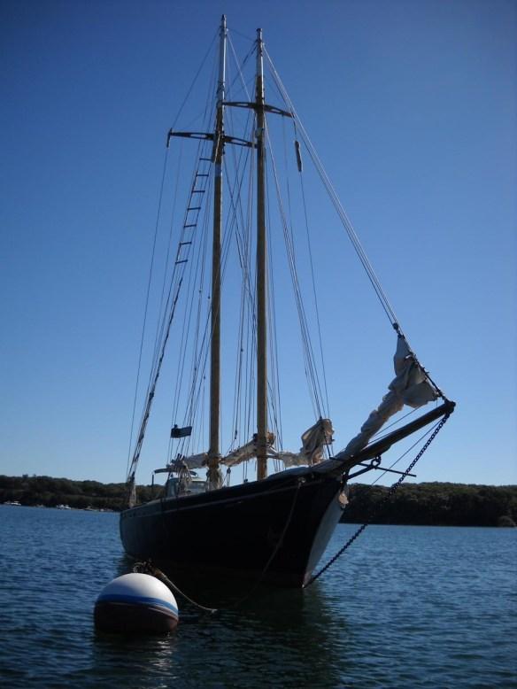 Tall ship Shenandoah