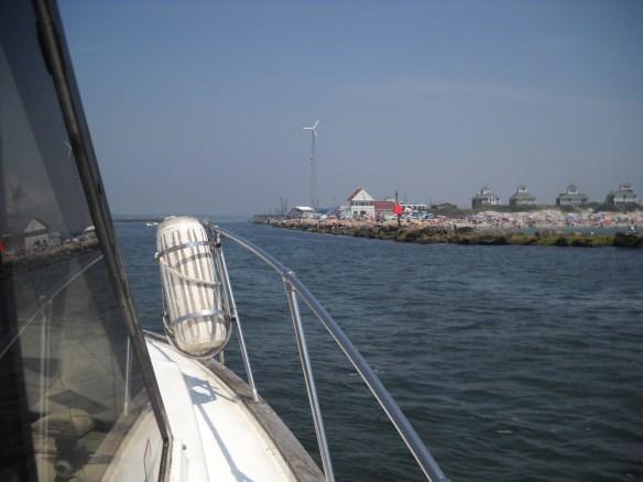 Point Judith Harbor of refuge