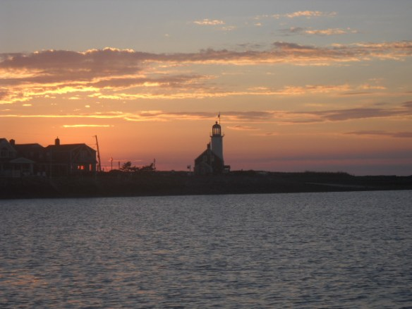 Scituate Sunset.