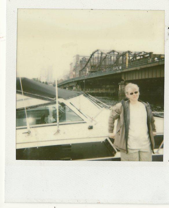 Cruisers Holiday, the XO, and the Charlestown Bridge