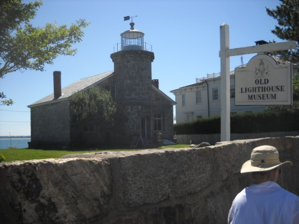 The Lighthouse Museum.