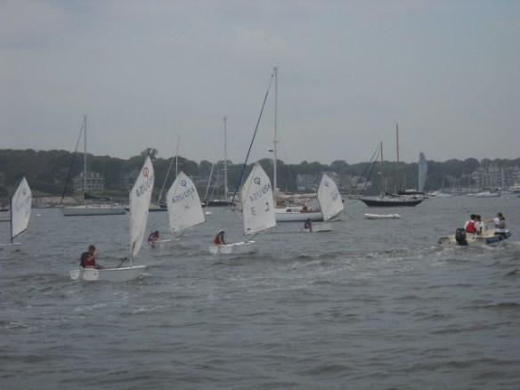 Sailing class.