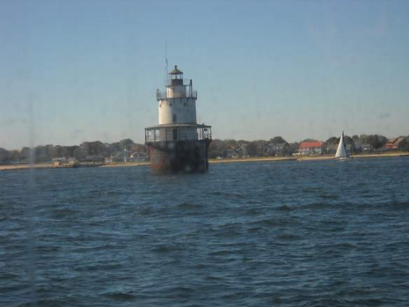 Bug Light in New Bedford.