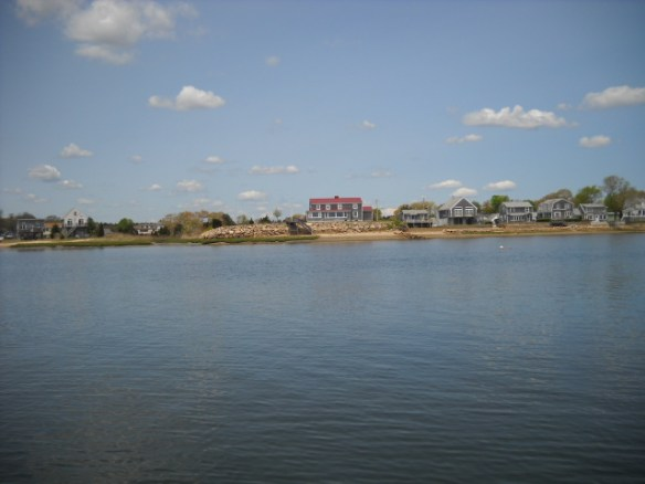 Swifts Neck Beach and Hamilton Beach.