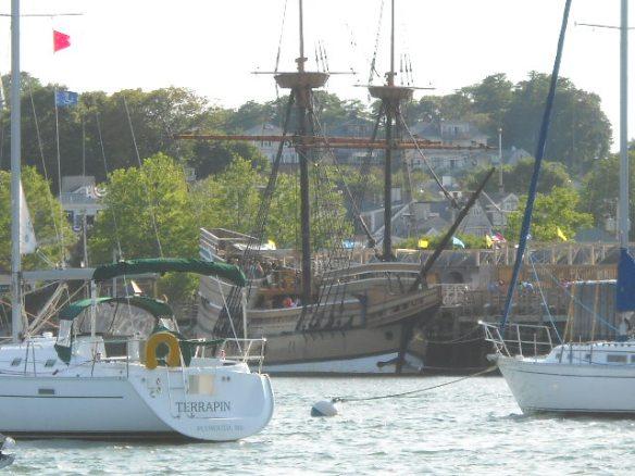 The Mayflower II.