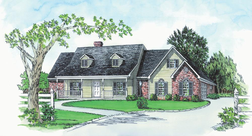 Rick Garner House Plans