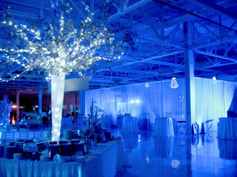 Winter Wonderland Theme Parties And Props Rick Herns