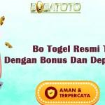 Bo Togel Resmi Terbesar Dengan Bonus Dan Deposit GOPAY