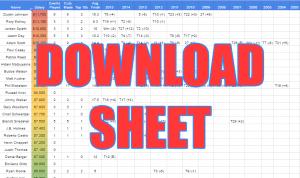 download-sheet