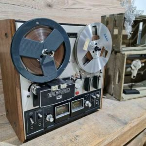 Reel to Reel Taperecorder