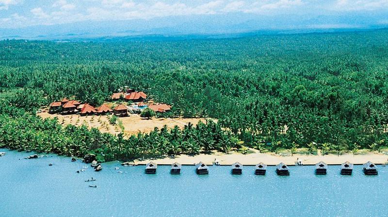 Flight Route India Kerala