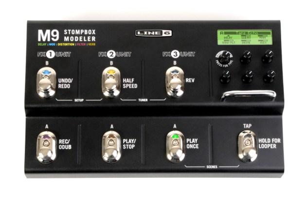 Ambient Guitar Line 6 M9