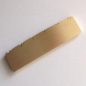Rickenbacker Brass Nut