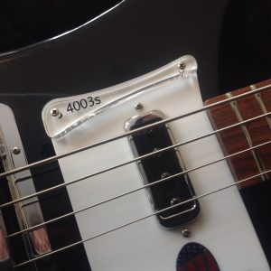 Thumb Rest for Rickenbacker 4003s Bass