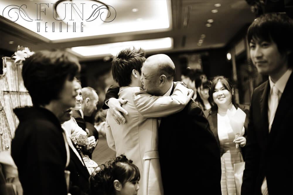 ウェスティンホテル東京 結婚式 披露宴