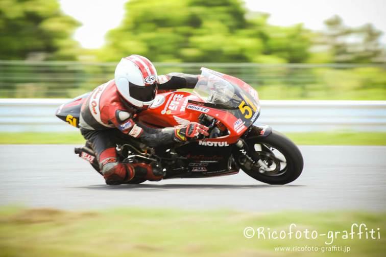 筑波サーキット minimoto-NSF100