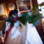 巫女舞に萌えるカメラマン*結婚式 写真 神前式*