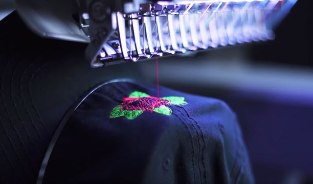 SWD Embroiders Caps