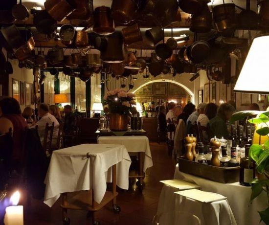 il ristorante la buca di sant'antonio