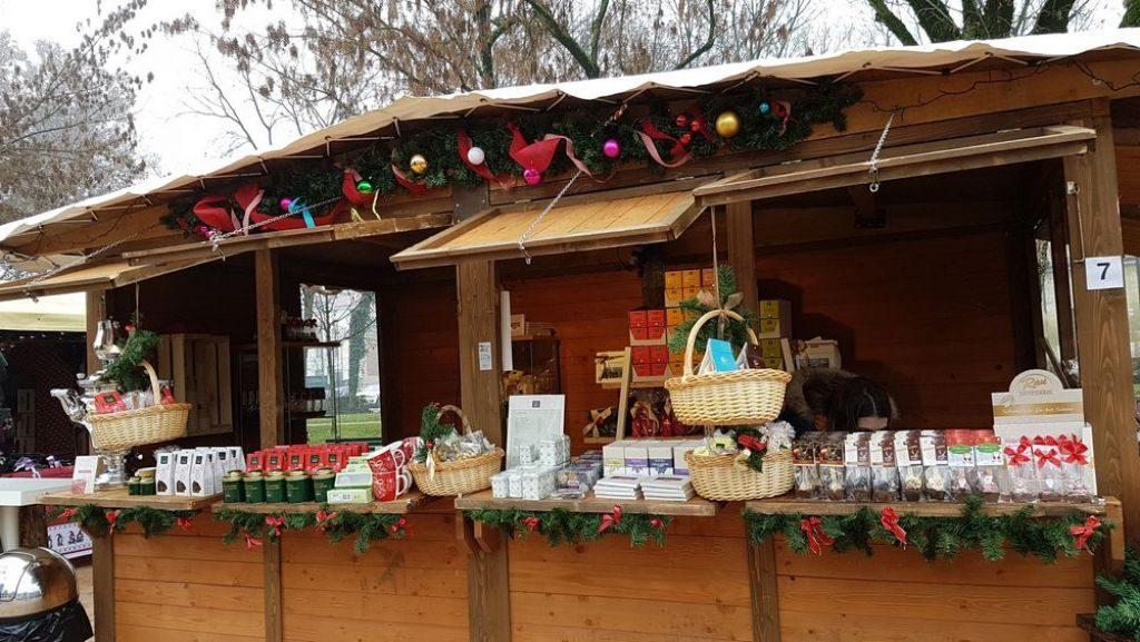 mercatino di natale a mantova