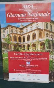 Dimore Storiche a Lucca