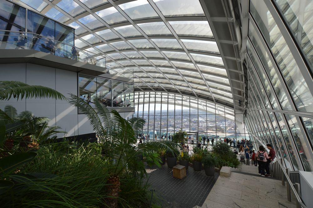sky garden di londra