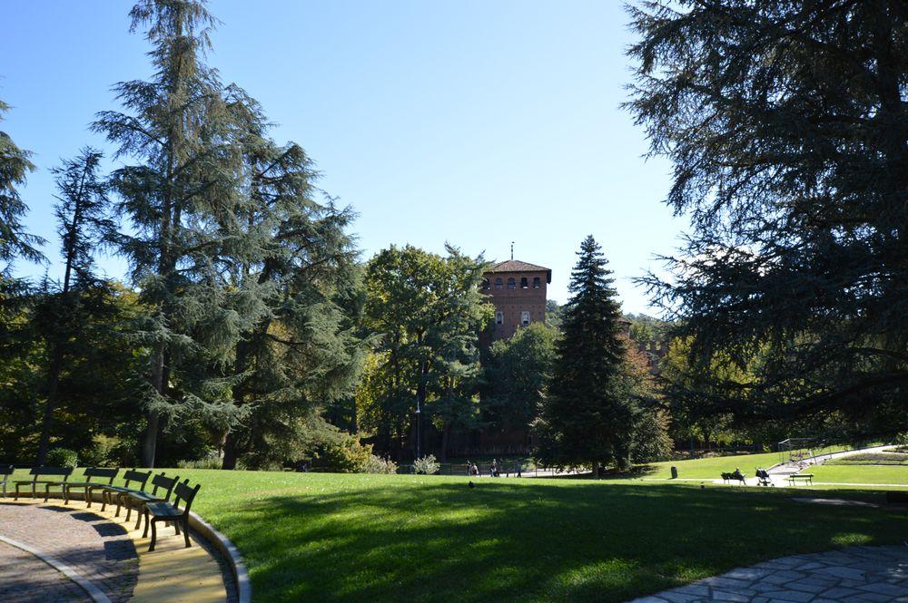 parco del valentino borgo medievale