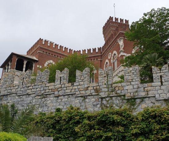 castello d'albertis a genova