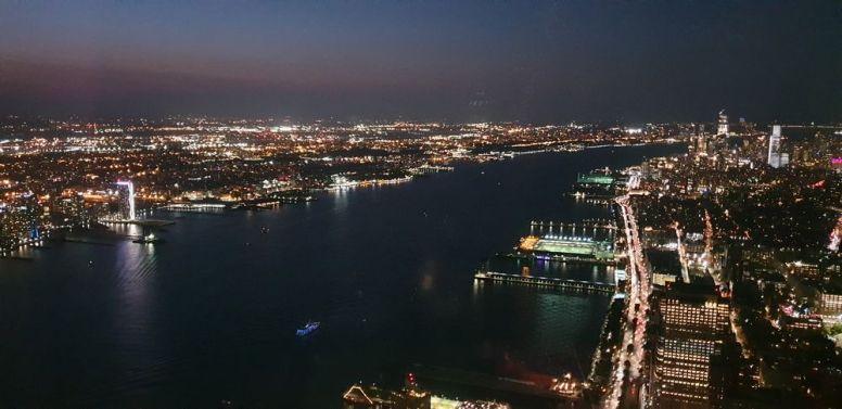 dove vedere il tramonto a new york