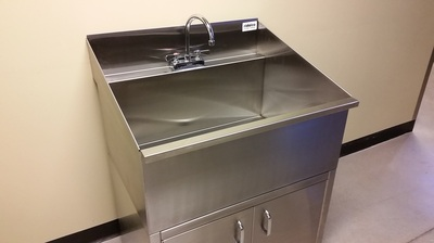 ridalco stainless steel laundry sinks